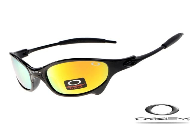 485a0cb497 CHEAP OAKLEY JULIET SUNGLASSES BLACK FRAME FIRE IRIDIUM LENS