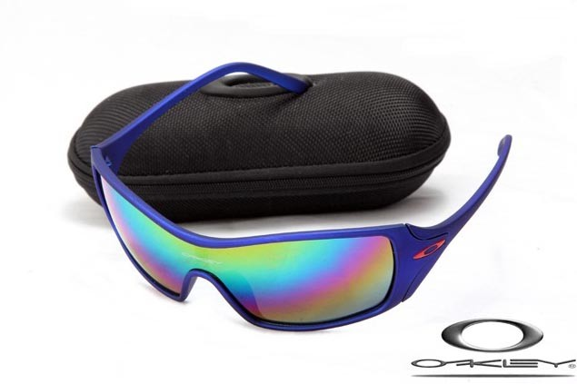 da971b84bf5b cheap oakley dart sunglasses blue frame colors lens outlet