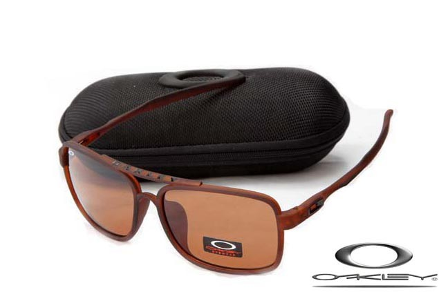 5f9eaac9130e9 cheap oakley deviation sunglasses brown frame brown lens wholesale