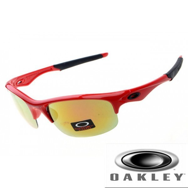5373c03b97 fake oakley bottle rocket sunglasses red frame fire iridium lens outlet