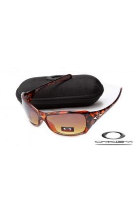 1d4f8282135a Fake Oakley Necessity Women Sunglasses Leopard Frame Brown Lens