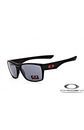 3cbb7d5db8 CHEAP OAKLEY TWOFACE SUNGLASSES BLACK FRAME GREY LENS
